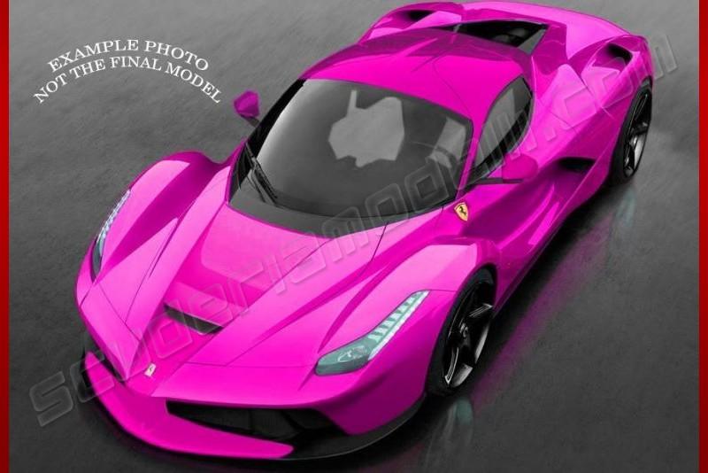 Ferrari Modelisme Ferrari 1 18 Mr Models Sortie D