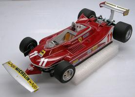 Ferrari 312 T4 - GP Replicas 1/18