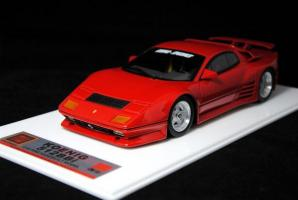 Koenig 512 BBi - Auto Place Model 1/18