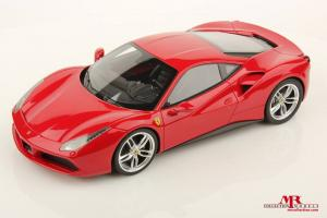 Ferrari 488 GTB - MR Models 1/18