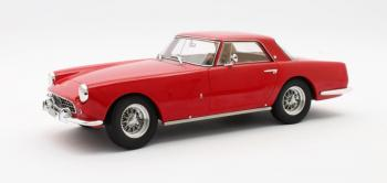 Matrix Scale Models : Retour sur la Ferrari 250 GT Coupé rouge au 1/18