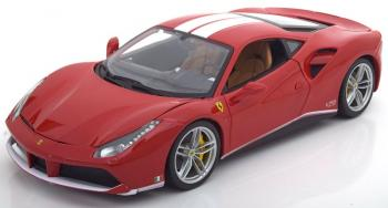 Bburago Race & Play : Les Ferrari 70th Anniversary arrivent au 1/18