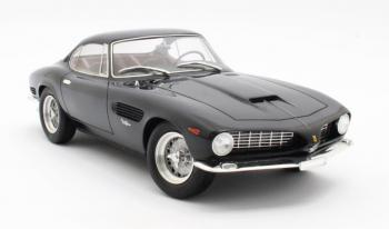 Matrix Scale Models : Preview 2019 : La superbe Ferrari 250 GT Bertone #3269GT en bleu marine au 1/18