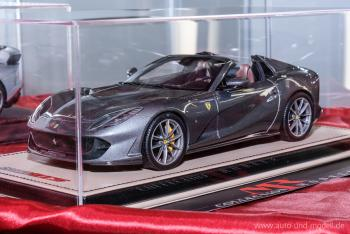 Nuremberg 2020 : MR Models : Photos de la Ferrari 812 GTS au 1/18