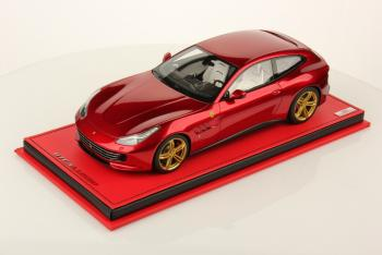 MR Models : Nouveauté Nov. 2016 : Ferrari GTC4 Lusso Metallic Red Pearl 1/18