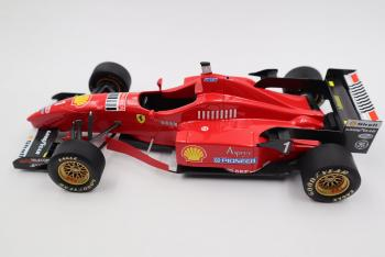 GP Replicas: Preview 2020 : GP042A : Nouvelles photos de la future Ferrari F310 nez bas de 1996 Schumacher au 1/18 !