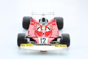 GP Replicas : Preview Juillet 2018 : Photos de la future superbe Ferrari 312 T2 Carlos Reutemann 1977 au 1/18