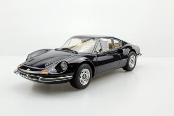 Top Marques : Preview Avril 2019 : Annonce d'une Dino 246 GT en noir au 1/18