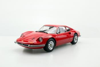 Top Marques : TOP88A : Preview Avril 2019 : Annonce d'une Dino 246 GT en rouge au 1/18