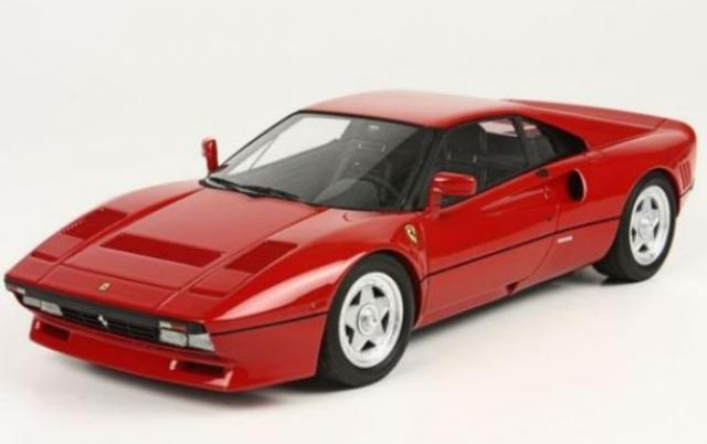 Looksmart : Preview : Photo de la Ferrari 288 GTO 1/18