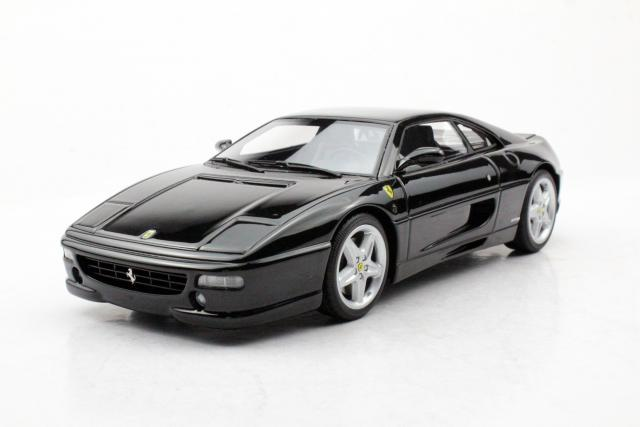 Top Marques : TOP96C : Preview Octobre 2019 : Une Ferrari F355 Berlinetta prévue en noir au 1/18